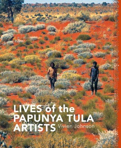 9781864650907: Lives of the Papunya Tula Artists