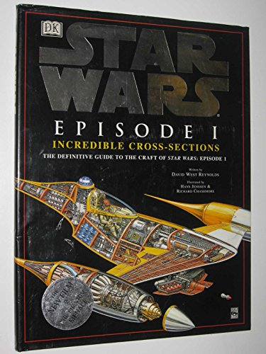 9781864661057: Star Wars: Episode One - Incredible Cross Sections: Incredible Cross Sections Episode 1