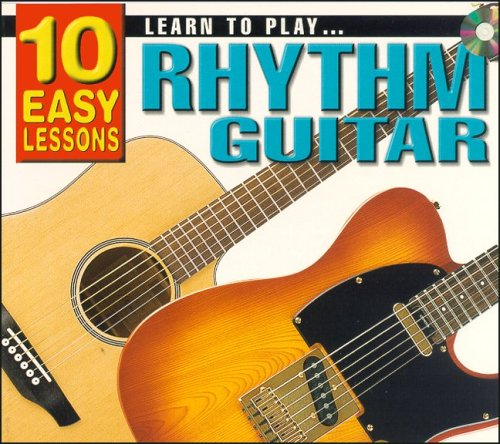 9781864690026: Learn to Play Rhythm Guitar: 10 Easy Lessons