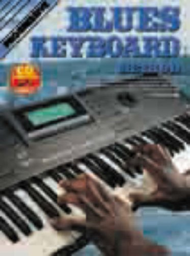 9781864690613: Progressive Blues Keyboard Method