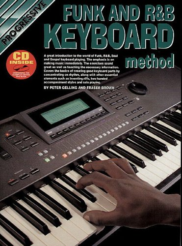 9781864690620: CP69062 - Progressive Funk and R&B Keyboard Method - Book and CD