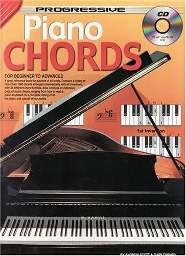 9781864690637: CP69063 - Progressive Piano Chords