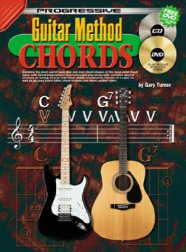9781864690668: CP69066 - Progressive Guitar Method - Chords