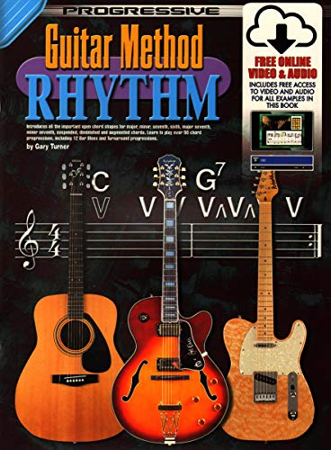 Guitar Method Rhythm: Book and CD Set
