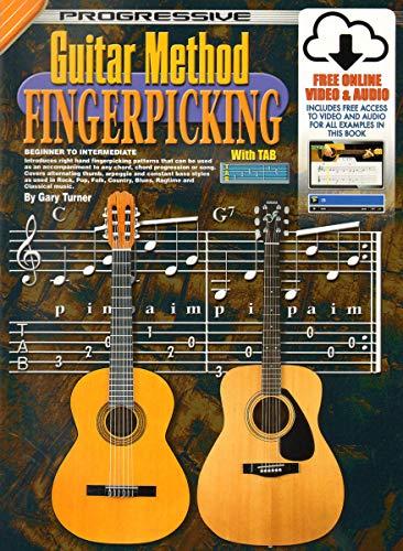 9781864690712: CP69071 - Progressive Guitar Method - Fingerpicking