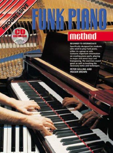 9781864690804: CP69080 - Progressive Funk Piano Method