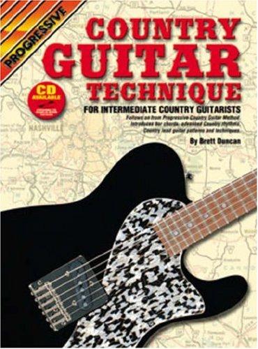 9781864690897: Progressive Country Guitar Technique