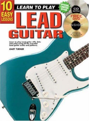 9781864691030: Teach Yourself Lead Guitar : 10 Easy Lessons (CD Inside)