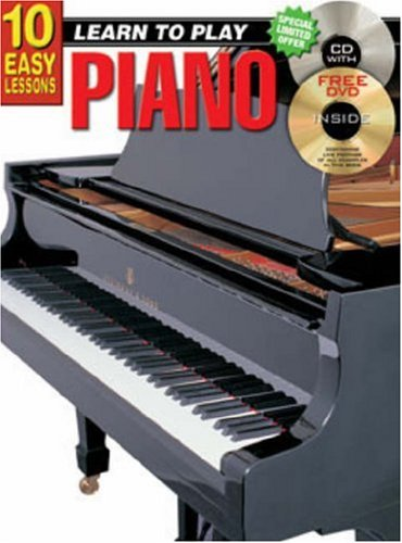 9781864691122: CP69112 - 10 Easy Lessons - Piano