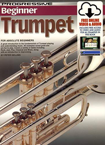 9781864691221: CP69122 - Progressive Beginner Trumpet