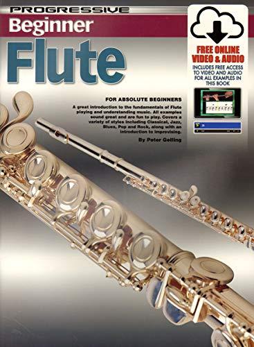 CP69126 - Progressive Beginner Flute: Gary Turner