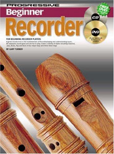 9781864691283: CP69128 - Progressive Beginner Recorder