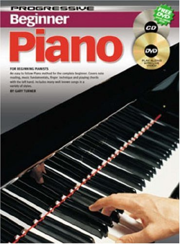 Progressive Beginner Piano: Gary Turner