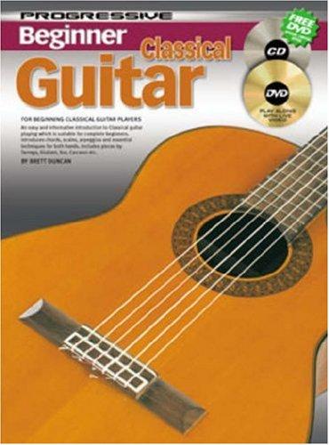 9781864692013: CP69201 - Progressive Beginner Classical Guitar