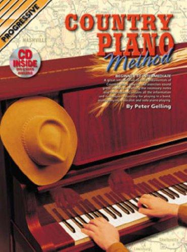 9781864692129: Progressive Country Piano Method
