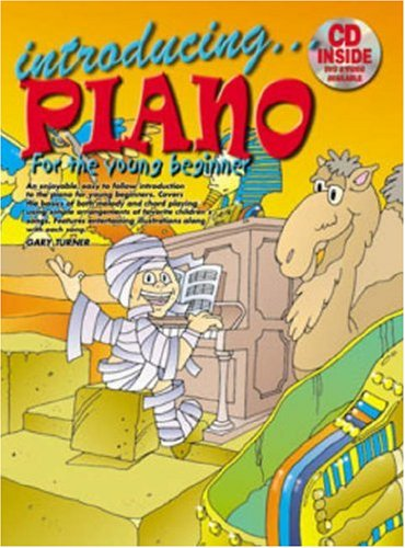 9781864692440: CP69244 - Introducing Piano for the Young Beginner (Introducing...(L.T.P.))
