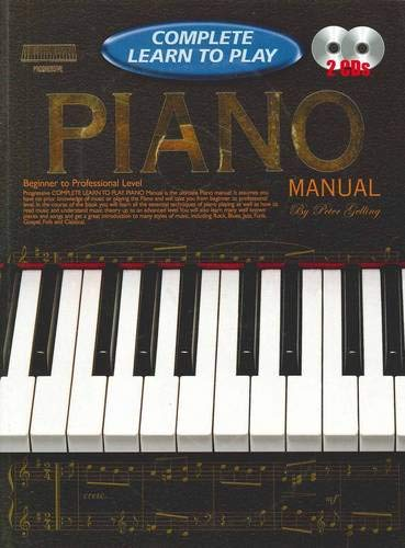 9781864692716: Complete Learn to Play Piano Manual: Complete Learn To Play Instructions With 2 Cds