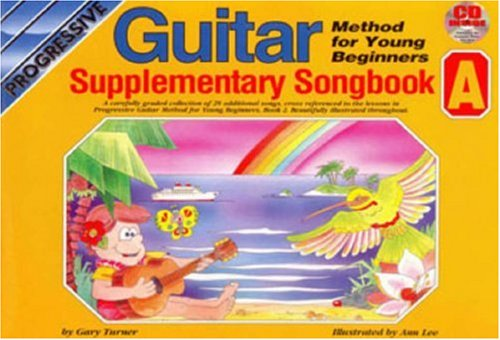 9781864692730: CP69273 - Progressive Guitar for Young Beginners: Supplimentary Songbook A - B+W (Progressive Young Beginners)