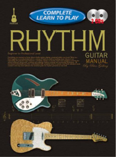 9781864693201: CP69320 - Progressive Complete Learn to Play Rhythm Guitar Manual