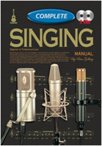 9781864693874: CP69387 - Progressive Complete Singing Manual
