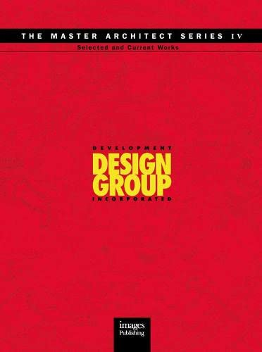 9781864700602: Development Design Group: Selected and Current Works (The Master Architect Series IV)