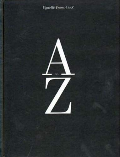 Vignelli From A to Z