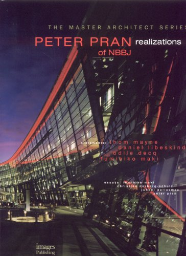 9781864701944: The Architecture of Peter Pran /Anglais: Realizations (Master Architect Series)