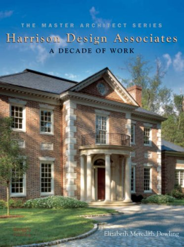9781864702774: Harrison Design Associates: A Decade of Work: The Master Architect Series