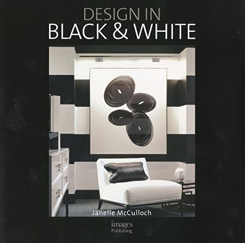 Design in Black & White: Janelle McColluch, Janelle