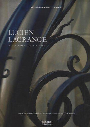 Lucien Lagrange: ROBERT SHAROFF