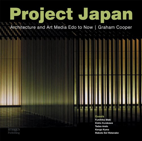 9781864703092: Project Japan: Architecture and Art Media - Edo to Now