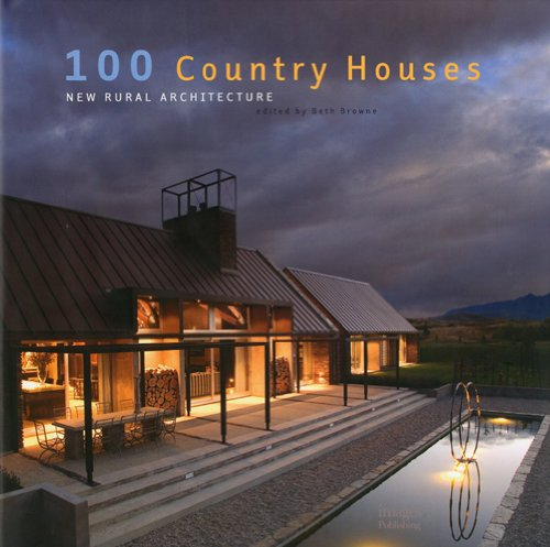 9781864703320: 100 Country Houses: New Rural Architecture