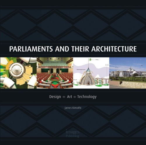 9781864703498: Parliaments and Their Architecture: Architecture, Creativity and Innovation
