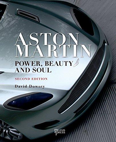 9781864704242: Aston Martin: Power, Beauty and Soul