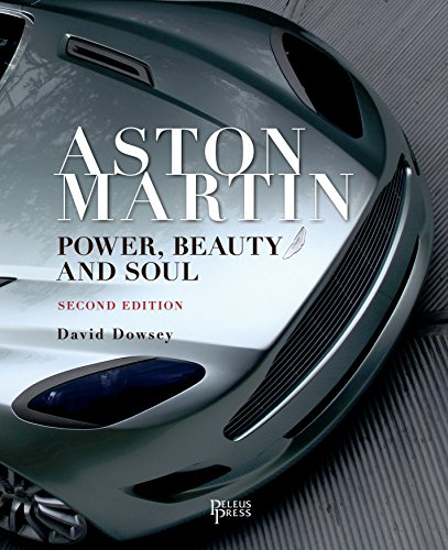 9781864704242: Aston Martin: Power, Beauty and Soul