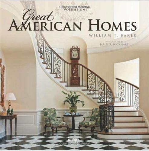 9781864704341: Great American Homes: 1