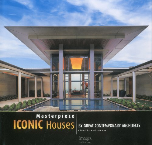 9781864704532: Masterpiece: Iconic Houses by Great Contemporary Architects