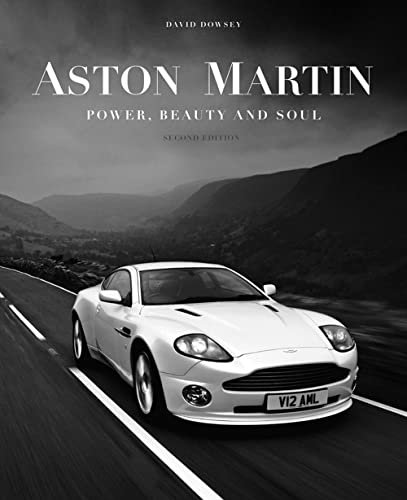 9781864707304: Aston Martin, Power, Beauty & Soul