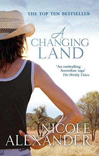 9781864712308: A Changing Land