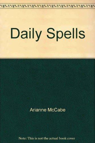 Daily Spells: McCabe, Arianne