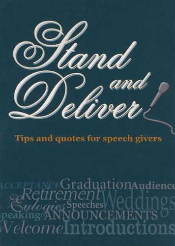 9781864765076: Stand and Deliver