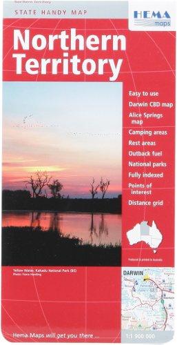 9781865001203: Northern Territory Deluxe
