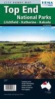 9781865005768: Top End National Parks 1 : 350 000: Litchfield. Katherine. Kakadu