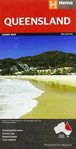 9781865007144: Queensland State Handy 2014: HEMA.3.08H