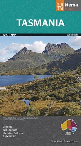 Tasmania State 2014: HEMA.3.10L: Hema Maps Pty.Ltd