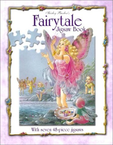 9781865034966: Shirley Barber's Fairytale Puzzle Book