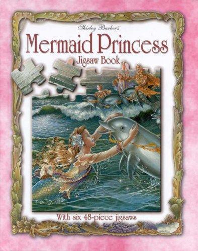 9781865036083: Mermaid Princess Jigsaw Book