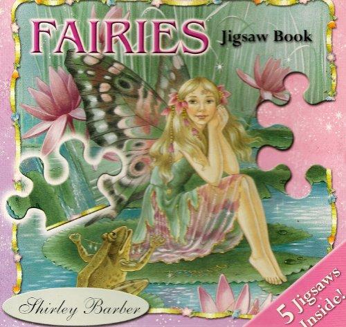 Sb Fairies Jigsaw Book Small BD