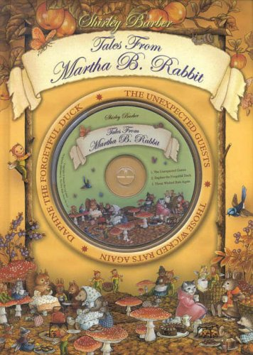 9781865037400: Tales from Martha B. Rabbit: Book + Spoken Word CD (Book & CD)