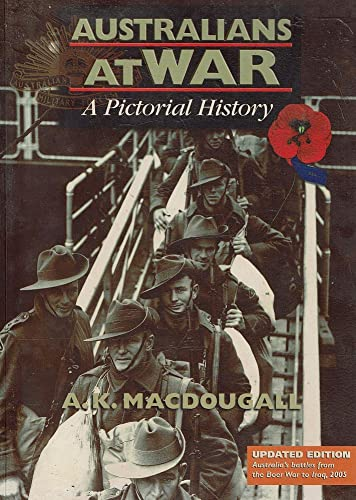 9781865038650: Australians at War: A Pictorial History